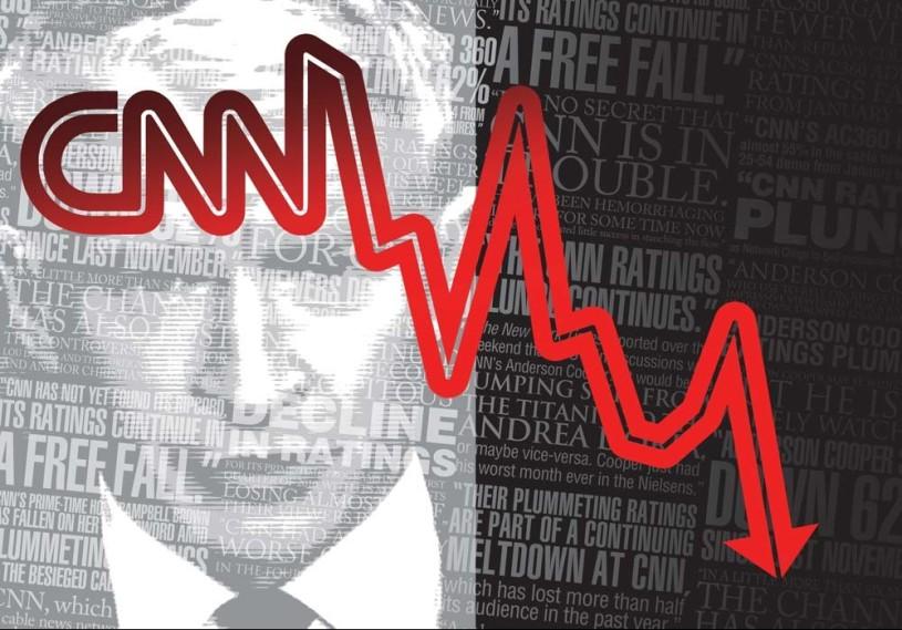 FAKE NEWS SPI-CNN MASTERS: CNN Lays Off More Than 100 Jobs But
