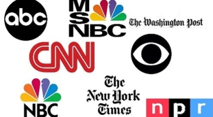ABC, NBC, CBS, And CNN Join MSNBC In Snubbing President Trump's ...