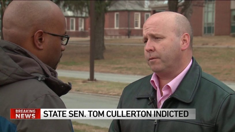 State Senator Tom Cullerton (D-IL) Indicted On Federal Embezzlement